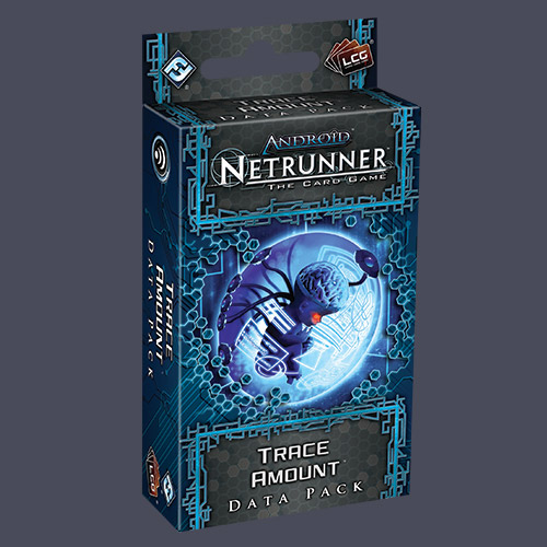 Android: Netrunner: Trace Amount by Fantasy Flight Games