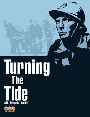 Turning the Tide - ASL scenario bundle by Multi-Man Publishing