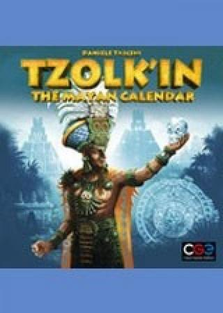 Tzolk'in: The Mayan Calendar by Rio Grande Games