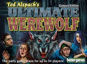 Ultimate Werewolf: Compact Edition by Bezier Games