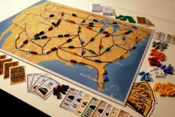 Union Pacific by Rio Grande Games