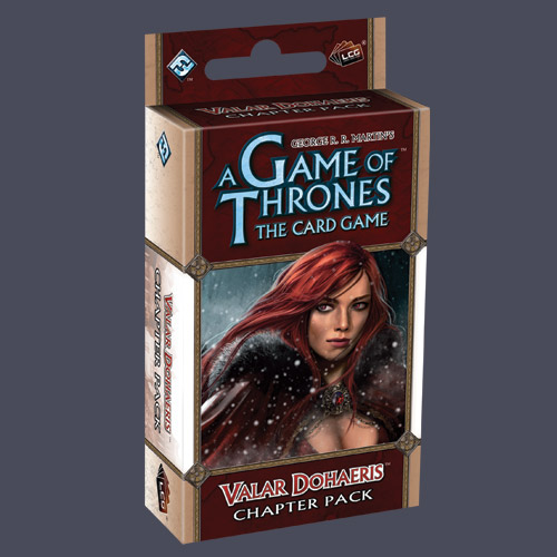 A Game of Thrones LCG: Valar Dohaeris Chapter Pack by Fantasy Flight Games