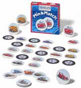 Vehicles Mix & Match by Ravensburger