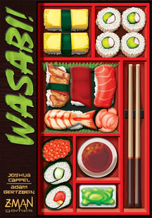 Wasabi! by Z-Man Games, Inc.