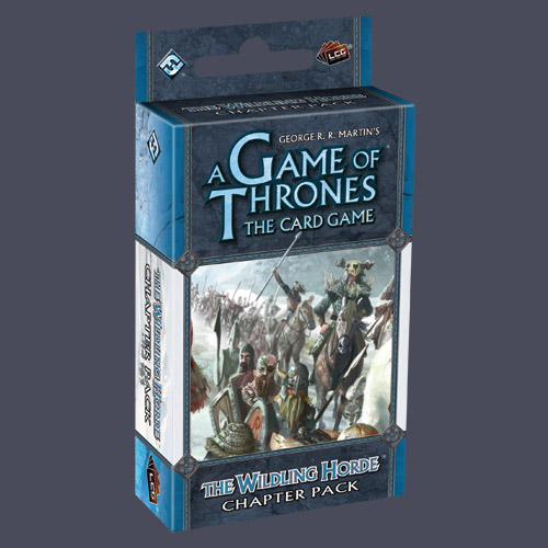 A Game Of Thrones LCG: The Wildling Horde Chapter Pack by Fantasy Flight Games