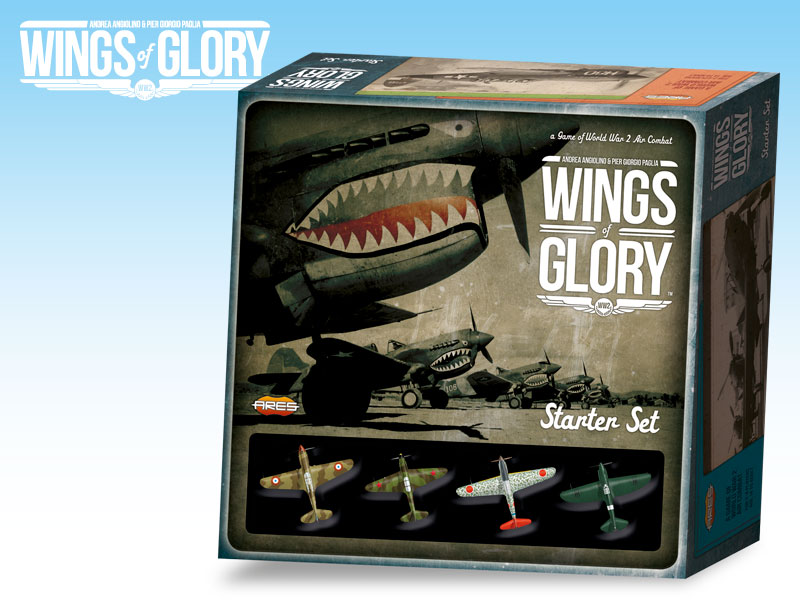 Wings of Glory WW2 Starter Set by Ares Games Srl