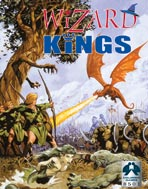 Wizard Kings 2nd Ed. (Base Game) by Columbia Games