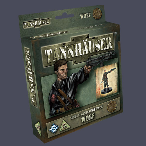 Tannhauser: Wolf by Fantasy Flight Games