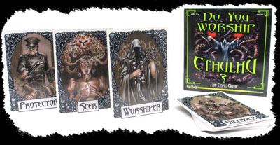 Do You Worship Cthulhu? Card Game by Toy Vault, Inc.