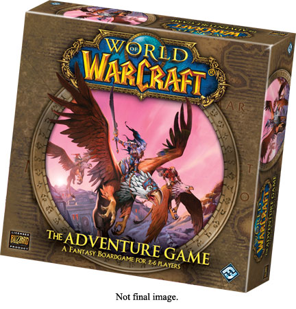 World of Warcraft: The Adventure Game by Fantasy Flight Games