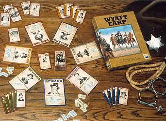 Wyatt Earp by Rio Grande Games