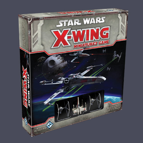 Star Wars X-Wing Miniatures Game Core Set by Fantasy Flight Games