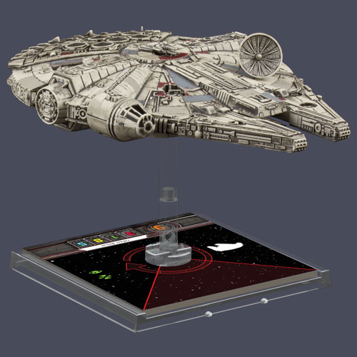 Star Wars X-Wing Miniatures Game Millennium Falcon Expansion Pack by Fantasy Flight Games