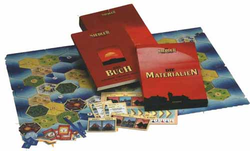Settlers of Catan Scenarios & Variants Box Set by Mayfair Games