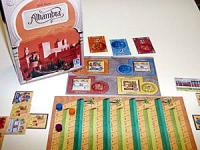 Alhambra - English Edition by Rio Grande Games/ Queen