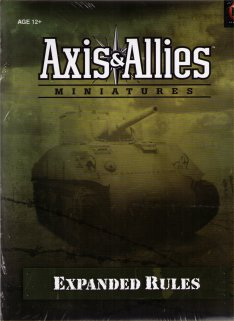 Axis & Allies Cmg Expanded Rules Guide by Wizards of the Coast