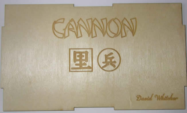 Cannon by Blue Panther