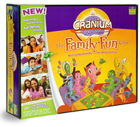 Cranium : The Family Fun Game by Cranium, Inc.