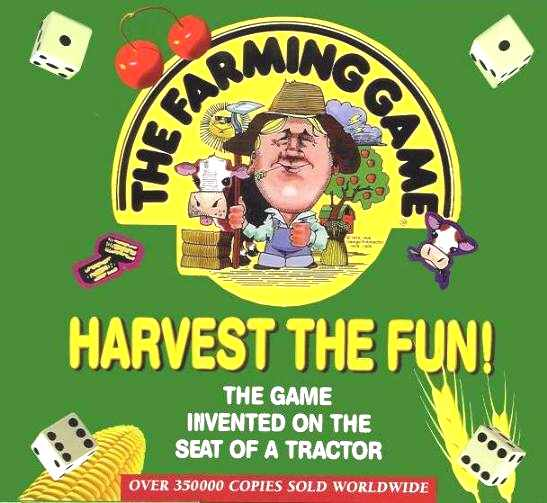 The Farming Game by The Weekend Farmer Company