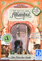 Alhambra: The City Gates by Rio Grande Games