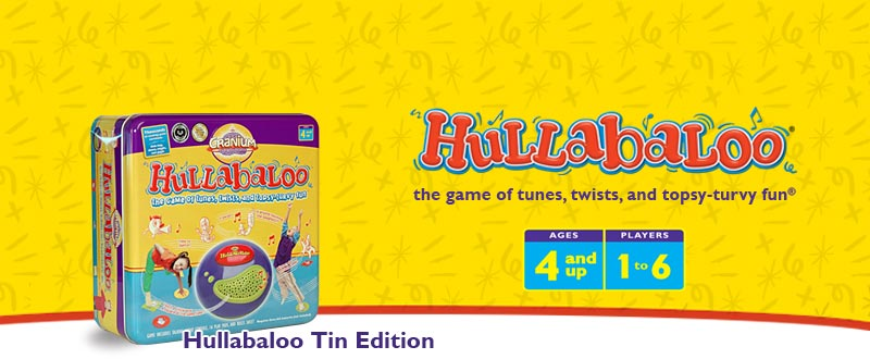 Cranium Hullabaloo (Tin Edition) by Cranium