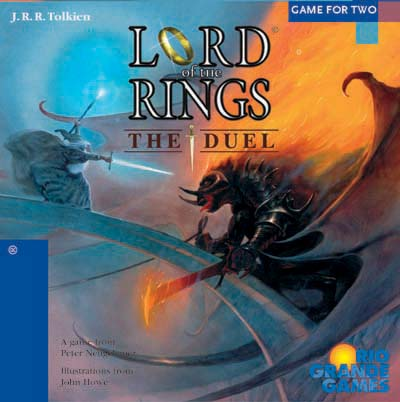 Lord of the Rings-The Duel by Rio Grande Games
