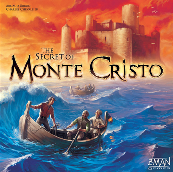 The Secret of Monte Cristo by Z-Man Games, Inc.