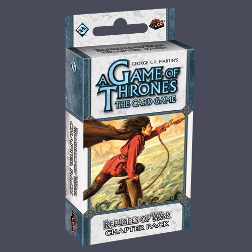A Game of Thrones LCG: Refugees of War Chapter Pack by Fantasy Flight Games